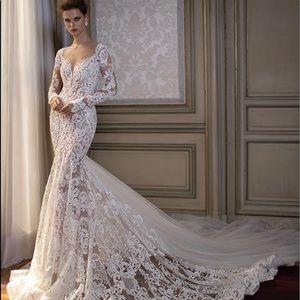 Berta Wedding Dresses.Women Berta Wedding Dress On Poshmark